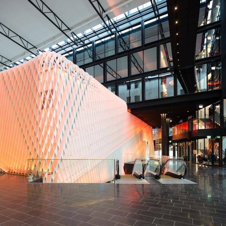Photo credits: Thomas Zaar / White arkitekter AB